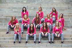 Official photo shoot of Miss Sporta Slovenije 2016, on April 23, 2016 in Tivoli, Ljubljana, Slovenia. Photo by Vid Ponikvar / Sportida