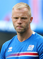 Uefa - World Cup Fifa Russia 2018 Qualifier / <br /> Iceland National Team - Preview Set - <br /> Eidur Gudjohnsen