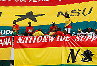 Photo: Steve Bond/Richard Lane Photography.<br /> Ghana v Nigeria. Africa Cup of Nations. 03/02/2008. Ghana fans await