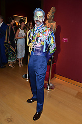 ROBERT SHEFFIELD at the Tatler & Christie's Art Ball held at Christie's, 7-15 Ryder Street, London on 12th June 2014.