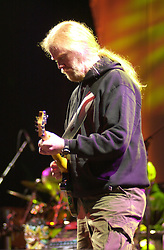 Jimmy Herring with The Dead performing in concert at the Tweeter Center, Mansfield MA 22 June 2003
