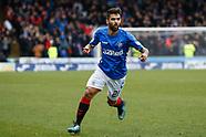 St Mirren v Rangers 031118