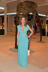 HEATHER KERZNER at the Masterpiece Marie Curie Party supported by Jeager-LeCoultre held at the South Grounds of The Royal Hospital Chelsea, London on 30th June 2014.