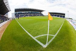 Falkirk stadium..Falkirk 2 v 0 Elgin City, Scottish Communities League Cup, 1st Round.