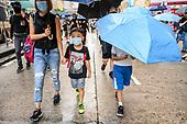 Hong Kong: Four Months On