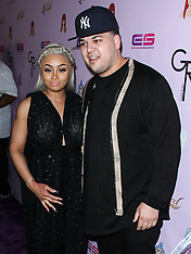 (FILE) Rob Kardashian Says He 'Can No Longer Afford' $20,000 Per Month Child Support - 13 Nov 2018