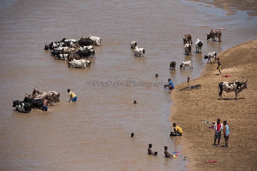 Mandrare River<br /> South Madagascar<br /> MADAGASCAR