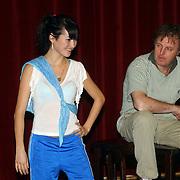 1e Repetitiedag de Jantjes, cast, Brigit Schuurman en Bob Fosko
