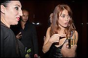 rosa de Palma; Olga Kurylenko, Liberatum Cultural Honour for Francis Ford Coppola<br /> with Bulgari Hotel & Residences, London. 17 November 2014