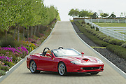 Ferrari Superamerica and Barchetta. Image by Greg Beadle