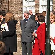 Mattheus Passion 2002 Naarden, Rijdende Rechter mr. Frank Visser