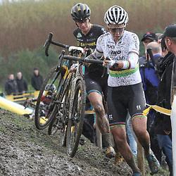 03-11-2019: Cycling: Superprestige Veldrijden: Ruddervoorde<br />Sanne cant