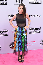 Recording artist Laura Marano at 2017 Billboard Music Awards held at T-Mobile Arena on May 21, 2017 in Las Vegas, NV, USA (Photo by Jason Ogulnik) *** Please Use Credit from Credit Field ***