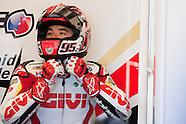 Roger Hayden - Laguna Seca - Round 9 - MotoGP - 2010