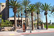 City Hall Building on Anaheim Boulevard