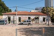 Israel, Tel Aviv, Neve Tzedek, established 1887 and was the first Jewish settlement outside of Jaffa. In 1909 Neve Tzedek neighbourhood was incorporated into Tel Aviv