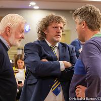 Alan O'Callaghan and Michael McNamara