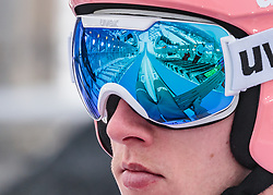 10.03.2018, Holmenkollen, Oslo, NOR, FIS Weltcup Ski Sprung, Raw Air, Oslo, Teamspringen, im Bild Dawid Kubacki (POL) // Dawid Kubacki of Poland during Team Competition of the 1st Stage of the Raw Air Series of FIS Ski Jumping World Cup at the Holmenkollen in Oslo, Norway on 2018/03/10. EXPA Pictures © 2018, PhotoCredit: EXPA/ JFK