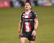 Morgan Escare (1) of Salford Red Devils during the game