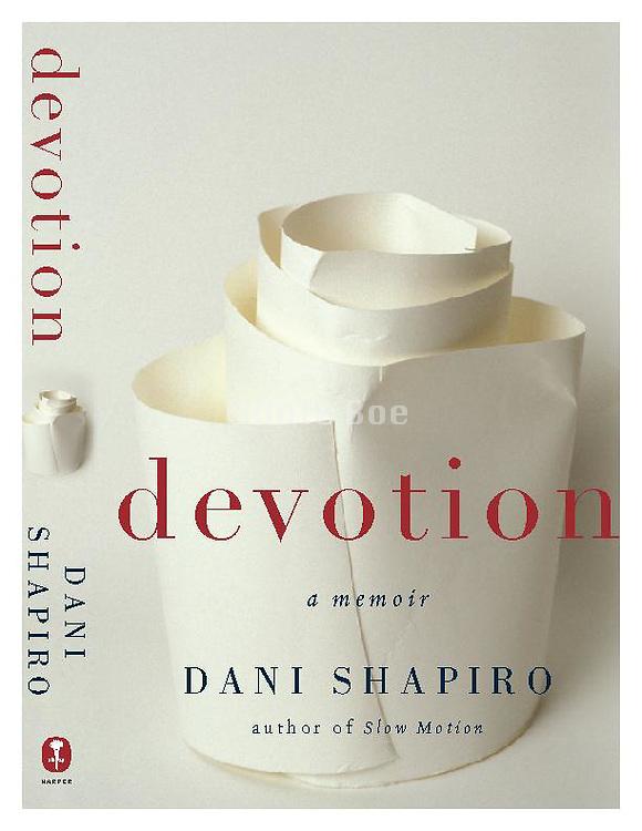 cover of Devotion by Dani Shapiro