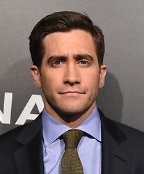 The cast of 'Nocturnal Animals' attend a special screening of the Tom Ford film in Los Angeles. 11 Nov 2016 Pictured: Jake Gyllenhaal. Photo credit: American Foto Features / MEGA TheMegaAgency.com +1 888 505 6342