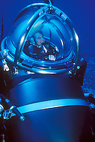 Sylvia Earle Explorers the Ocean with a DeepWorker submersible.