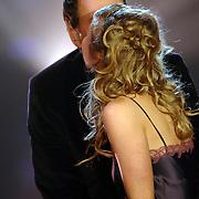 NLD/Hilversum/20070316 - 2e Live uitzending SBS So You Wannabe a Popstar, Jochem van Gelder kust model