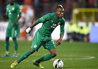 Fotball<br /> 05.03.2014<br /> Belgia v Elfenbenskysten<br /> Foto: Witters/Digitalsport<br /> NORWAY ONLY<br /> <br /> Geoffroy Serey Die (Elfenbeinkueste)<br /> Fussball, Laenderspiel, Belgien - Elfenbeinkueste 2:2