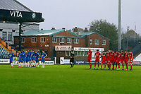 Team. Stockport County 1 (6-7) 1 Chesterfield. Emirates FA Cup. 24.10.20