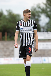 Elgin City's Laim Gordon. <br /> East Fife 2 v 1 Elgin City, Ladbrokes Scottish Football League Division Two game played 22/8/2015 at East Fife's home ground, Bayview Stadium.