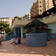 Miss Nederland 2003 reis Turkije, hotel club Paradiso Alanya