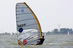 08_003456 © Sander van der Borch. Medemblik - The Netherlands,  May 24th 2008 . Day 4 of the Delta Lloyd Regatta 2008.