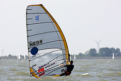 08_003456 © Sander van der Borch. Medemblik - The Netherlands,  May 24th 2008 . Day 4 of the Delta Lloyd Regatta 2008.