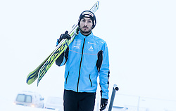 11.12.2016, Lysgards Schanze, Lillehammer, NOR, FIS Weltcup Ski Sprung, Lillehammer, im Bild Killian Peier (SUI) // Killian Peier of Switzerland // during Mens Skijumping of FIS Skijumping World Cup at the Lysgards Schanze in Lillehammer, Norway on 2016/12/11. EXPA Pictures © 2016, PhotoCredit: EXPA/ Tadeusz Mieczynski
