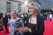 MARIA FRIEDMAN; SONIA FRIEDMAN, Olivier Awards 2012, Royal Opera House, Covent Garde. London.  15 April 2012.