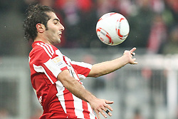 11.12.2010, Allianz Arena, Muenchen, GER, 1.FBL, FC Bayern Muenchen vs  FC St. Pauli, im Bild Hamit Altintop (Bayern #8)   , EXPA Pictures © 2010, PhotoCredit: EXPA/ nph/  Straubmeier       ****** out ouf GER ******