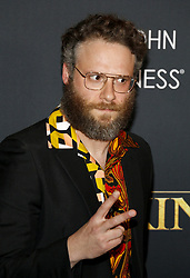 Seth Rogen at the World premiere of 'The Lion King' held at the Dolby Theatre in Hollywood, USA on July 9, 2019.