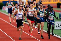 JakeWightmanof Great Britain in action on the 1500 meter during FBK Games 2021 on 06 june 2021 in Hengelo.