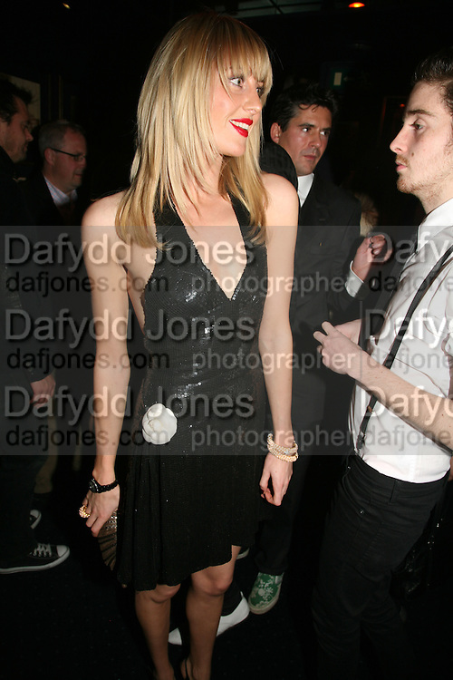 Lady Emily Compton, Tatler's Little Black Book party. Tramp. Jermyn St.  London. 7 November 2007. -DO NOT ARCHIVE-© Copyright Photograph by Dafydd Jones. 248 Clapham Rd. London SW9 0PZ. Tel 0207 820 0771. www.dafjones.com.
