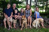 Cara & Dean's family