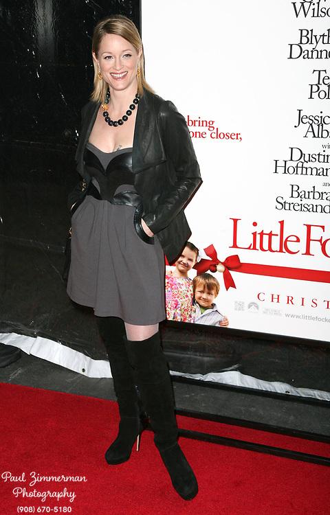15 December 2010 - New York, NY -  Teri Polo.  The world premiere of 'Little Fockers' at Ziegfeld Theatre on December 15, 2010 in New York City. Photo Credit: Paul Zimmerman/AdMedia