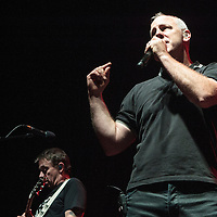 Bad Religion performing live at HMV Ritz, Manchester, Greater Manchester, 2013-08-19