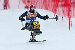 ESPALLARGAS JAUREZ Oscar, ESP, Team Event, 2013 IPC Alpine Skiing World Championships, La Molina, Spain
