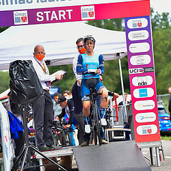 GENNEP (NED) CYCLING, SIMAC LADIES TOUR,   August 26th 2021,<br /> Start