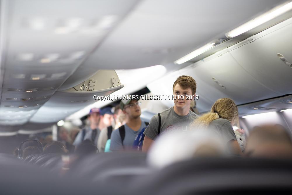 Seamus Dougherty <br /> <br /> St Joe mission trip to Belize 2019. JAMES GILBERT PHOTO 2019