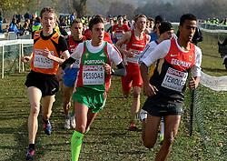 08-12-2013 ATHLETICS: SPAR EC CROSS COUNTRY: BELGRADE<br /> Junior men 6 km / Bart van Nuenen<br /> ©2013-WWW.FOTOHOOGENDOORN.NL