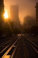 Golden Ambiance, California Street
