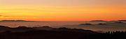 Sunrise from Mt. Tam