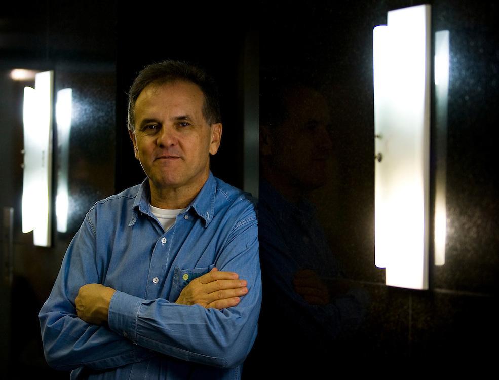 Belo Horizonte _ MG, Brasil...Retrato de Joaquim Martino, diretor-geral da MMX...Portraif of Joaquim Martino, director-general of MMX...Foto: LEO DRUMOND /  NITRO