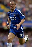 Photo: Daniel Hambury.<br />Chelsea v Portsmouth. The Barclays Premiership. 21/10/2006.<br />Chelsea's Joe Cole.